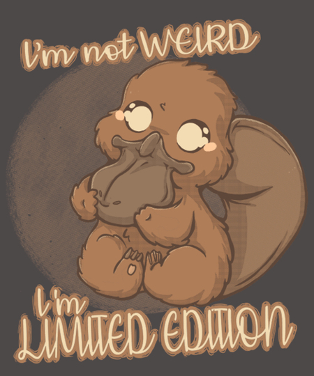 Qwertee: I'm Limited