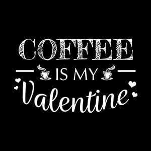 BustedTees: Coffee Is My Valentine