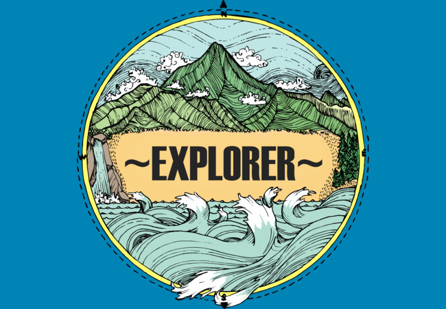 Design by Humans: Explorer