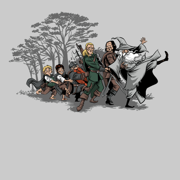 NeatoShop: Conga of the Rings