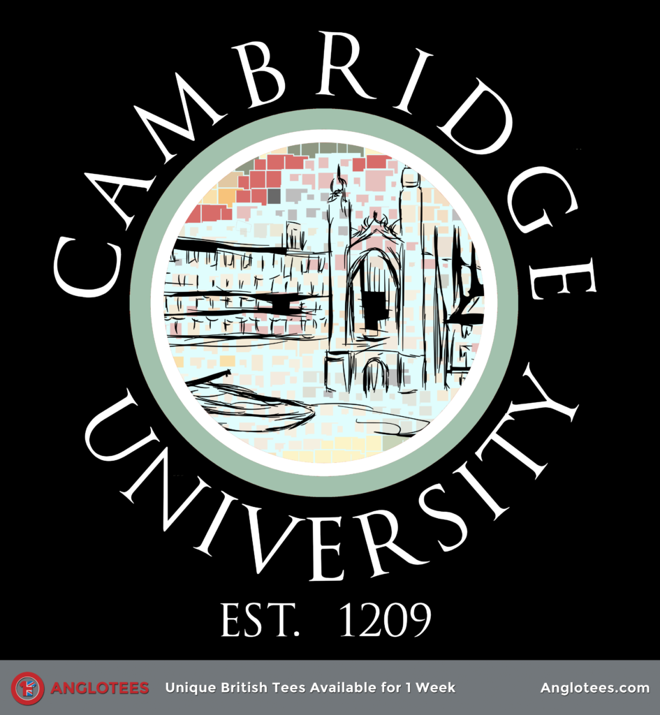 Anglotees: Cambridge Tribute