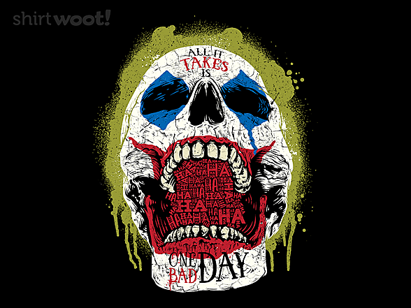 Woot!: One Bad Day