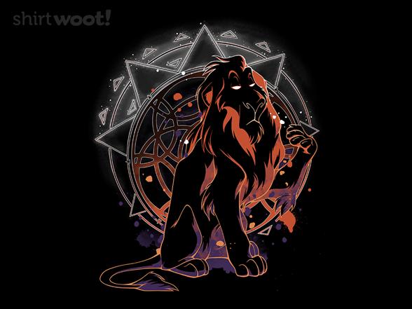 Woot!: Scarred Villain
