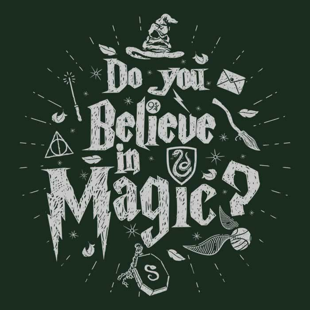 Once Upon a Tee: Cunning and Magic