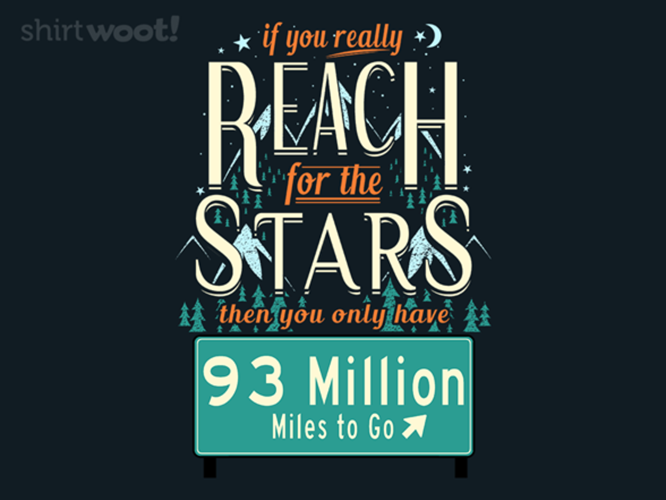 Woot!: Out of Reach