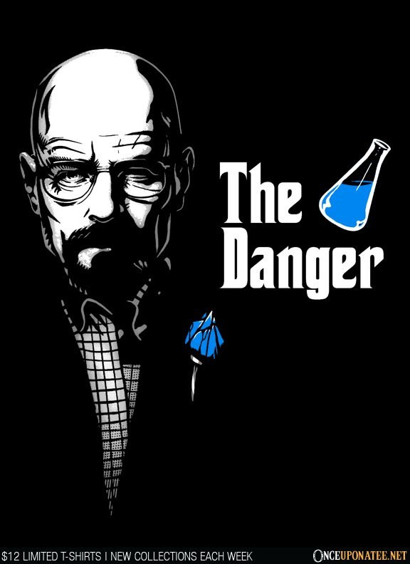 Once Upon a Tee: The Danger
