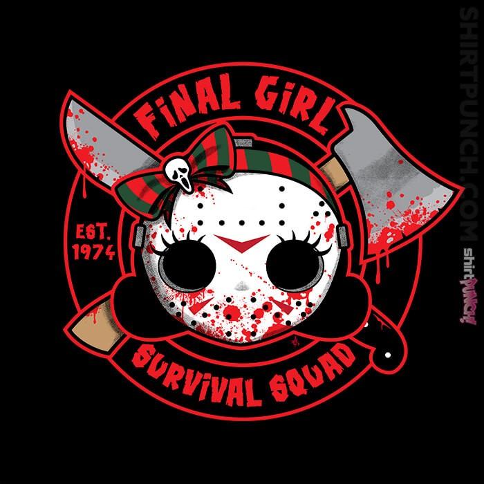 ShirtPunch: Final Girl Survival Squad