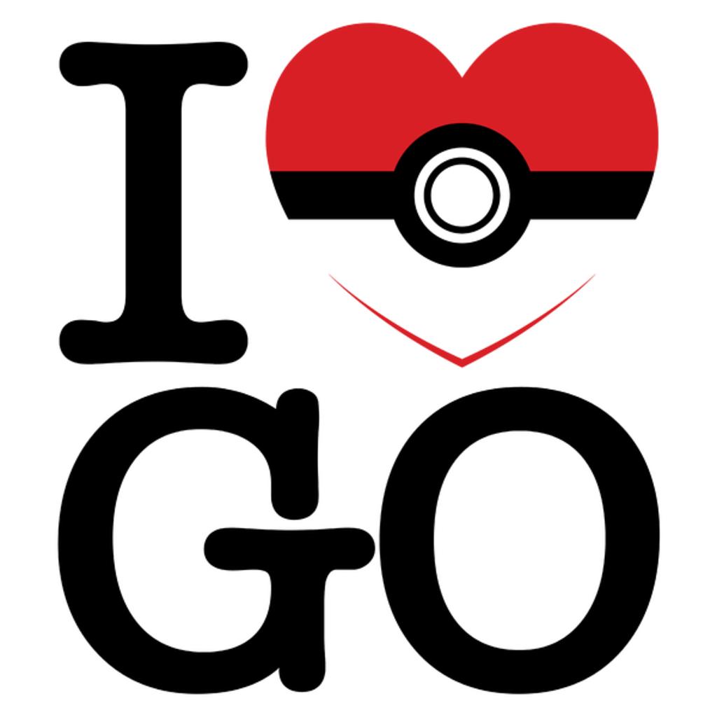 NeatoShop: I HEART GO (LIGHT CLOTHING)