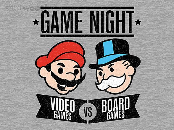 Woot!: Game Night