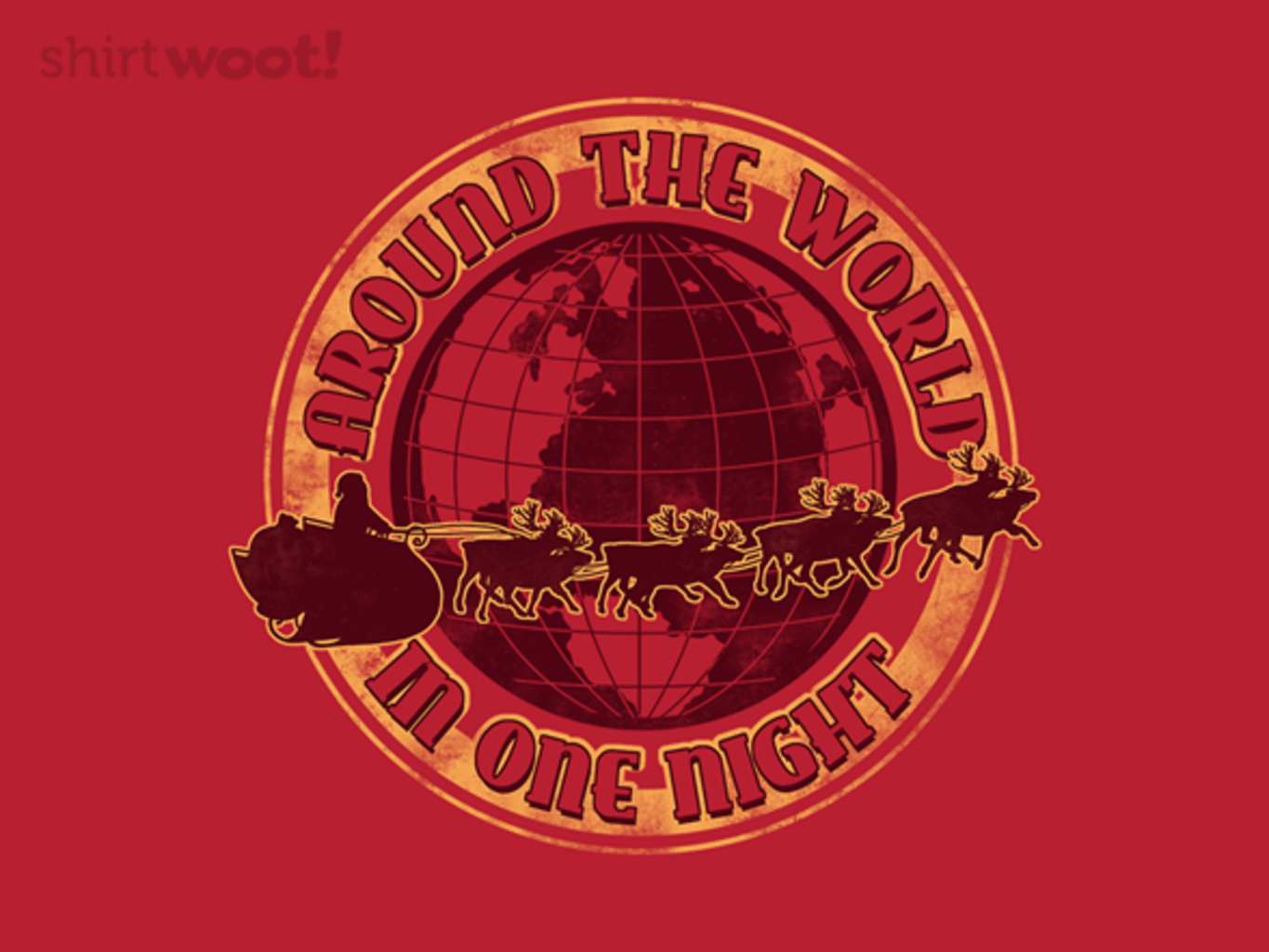 Woot!: Around the World In One Night - $8.00 + $5 standard shipping