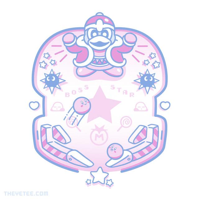The Yetee: Puffball Wizard