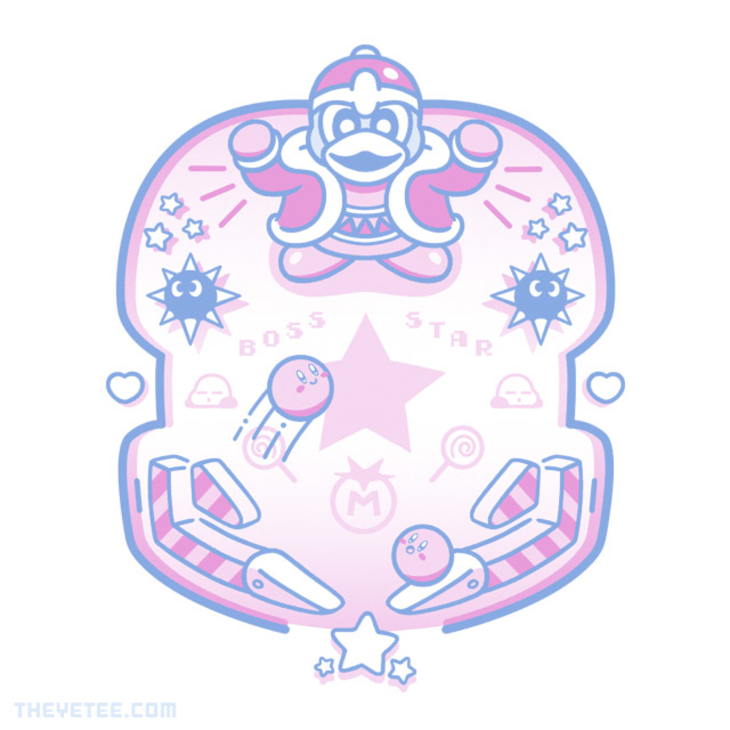 The Yetee: Puffball Wizard