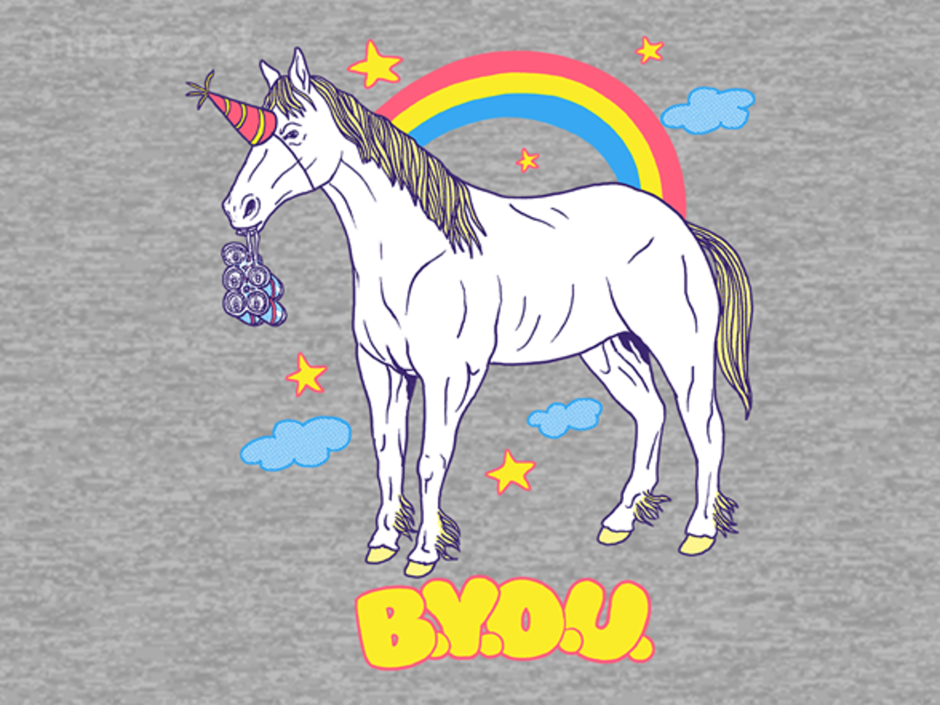 Woot!: Bring Your Own Unicorn