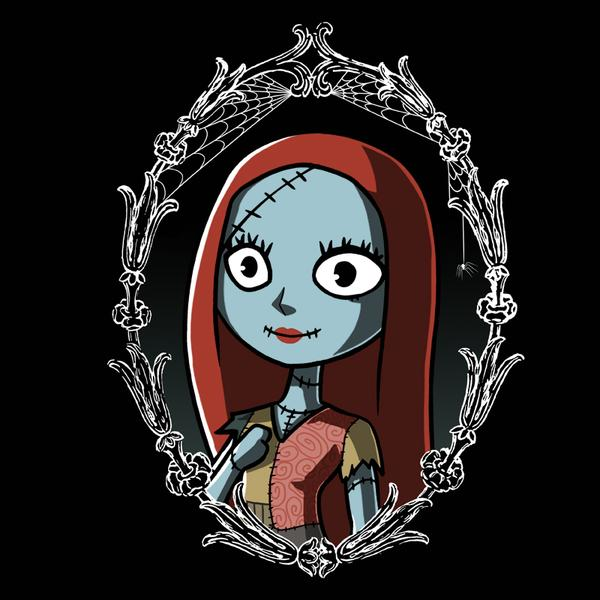TeeTurtle: Sally Portrait