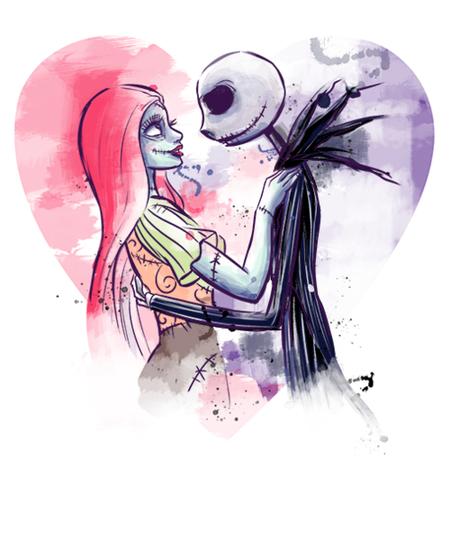 Qwertee: Hug in the dark