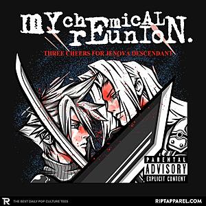 Ript: My Chemical Reunion