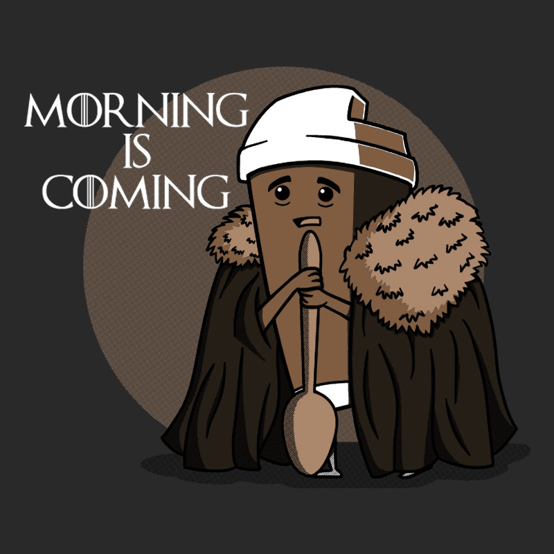 Pampling: Morning is Coming