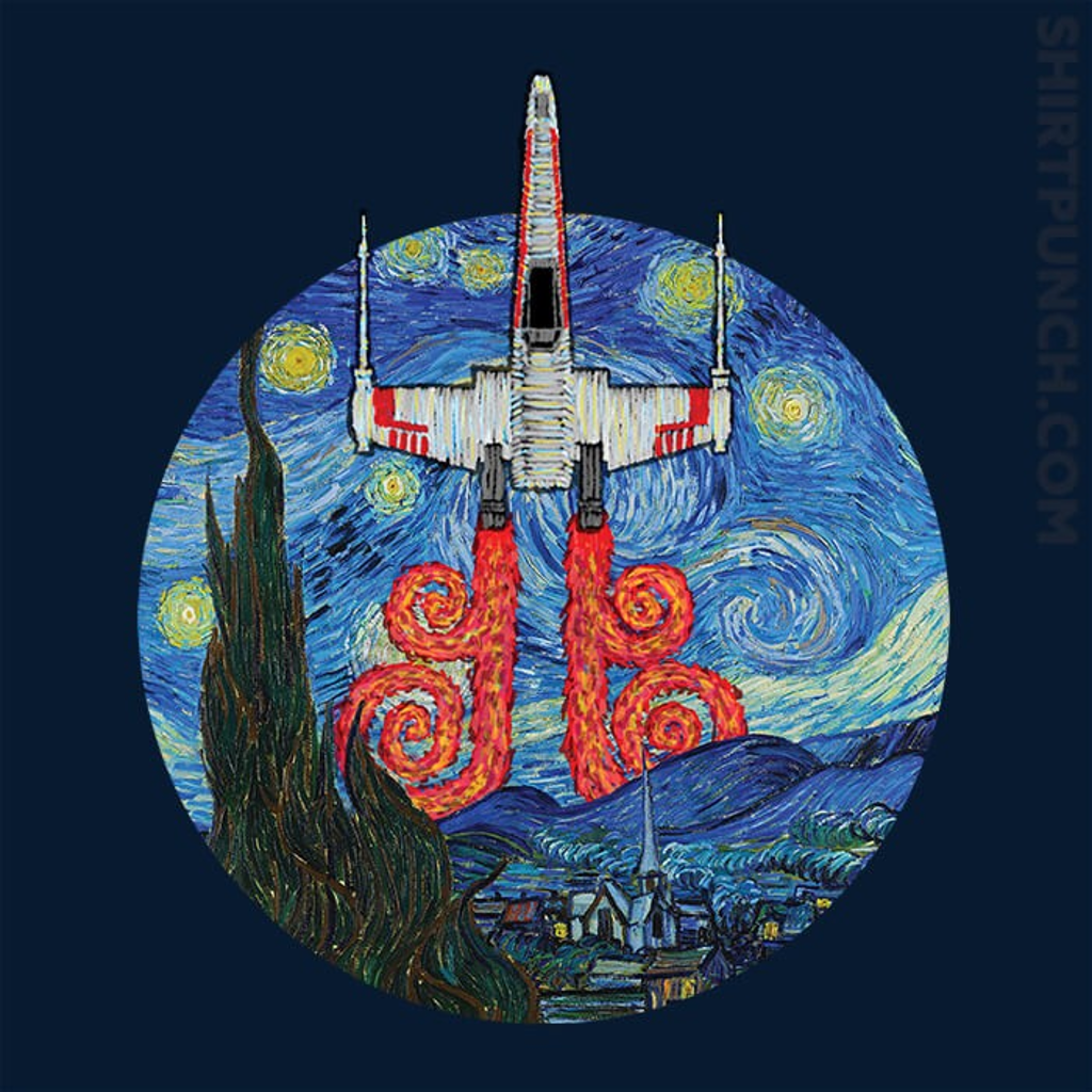 ShirtPunch: Starry Fighter