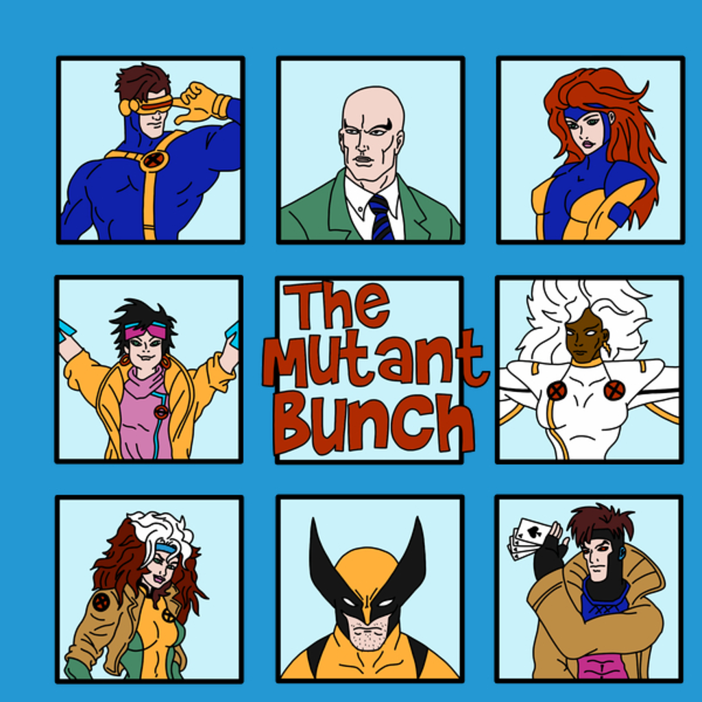 NeatoShop: The Mutant Bunch
