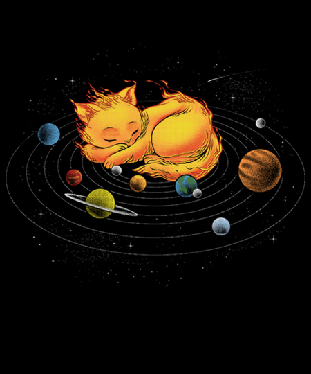 Qwertee: The Centre of My Universe
