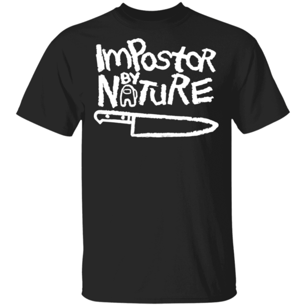 Pop-Up Tee: Impostor by Nature