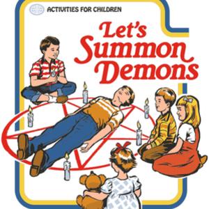Qwertee: Let's Summon Demons