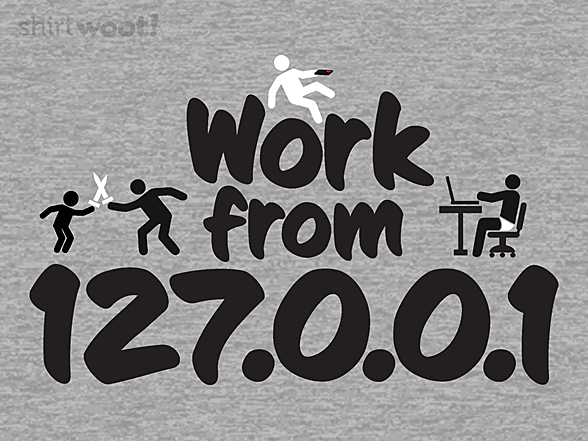 Woot!: Work From Home