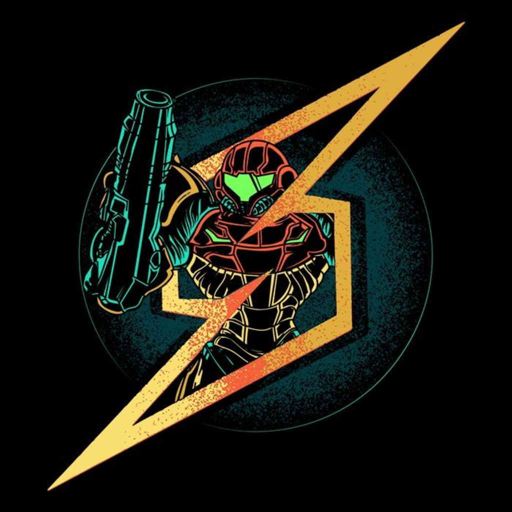 Once Upon a Tee: Symbol Of Samus