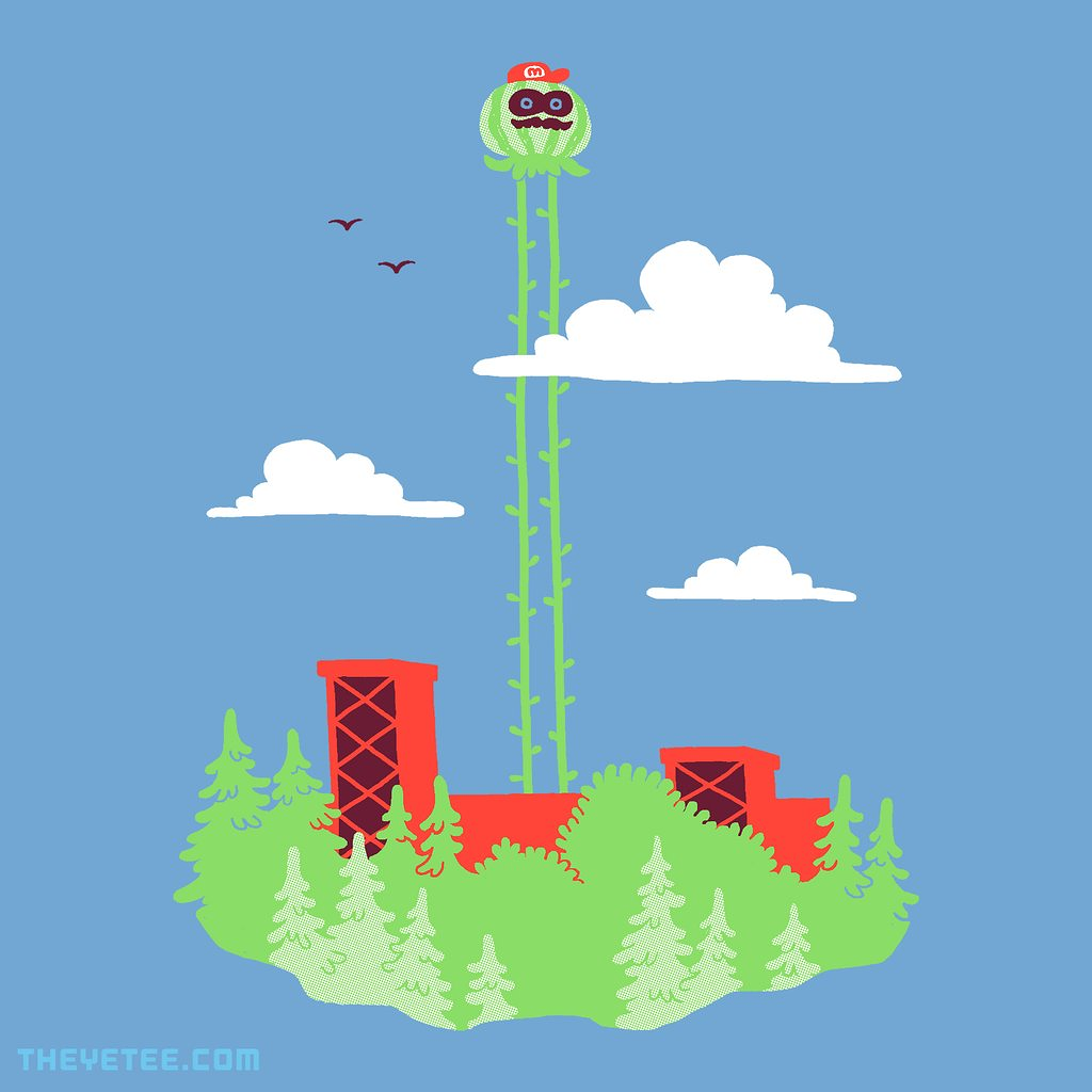 The Yetee: A Melon Strolling on Two Tendrils