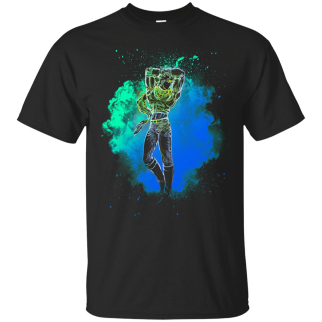 Pop-Up Tee: Joseph Joestar Soul