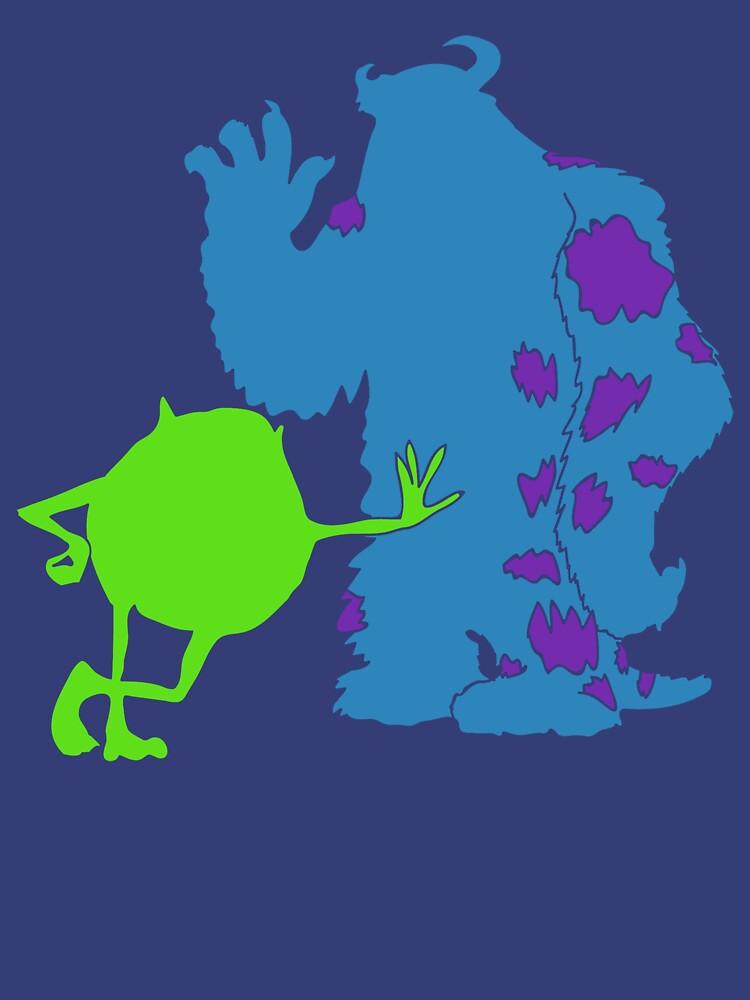 RedBubble: Monstrous Friends