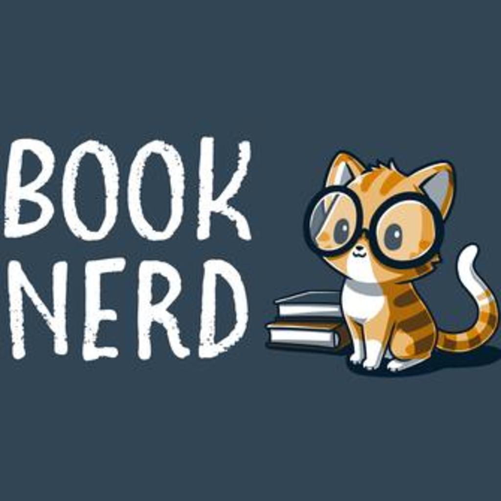 TeeTurtle: Book Nerd