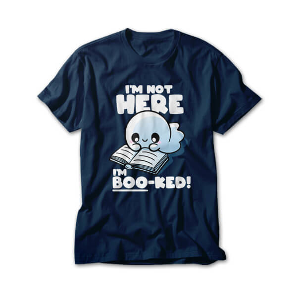 OtherTees: Booked ghost
