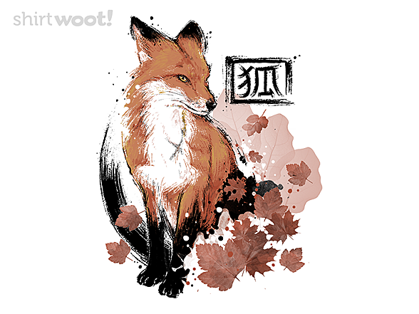 Woot!: Red Fox