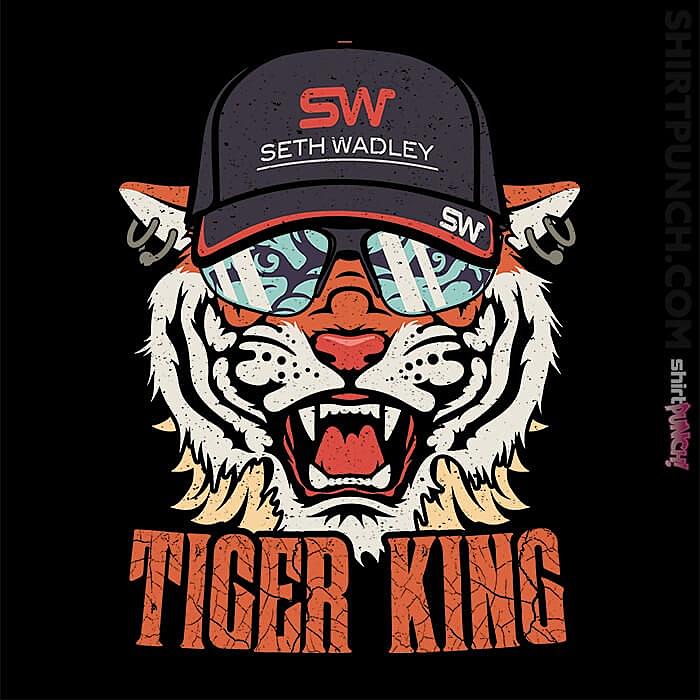 ShirtPunch: Tiger King
