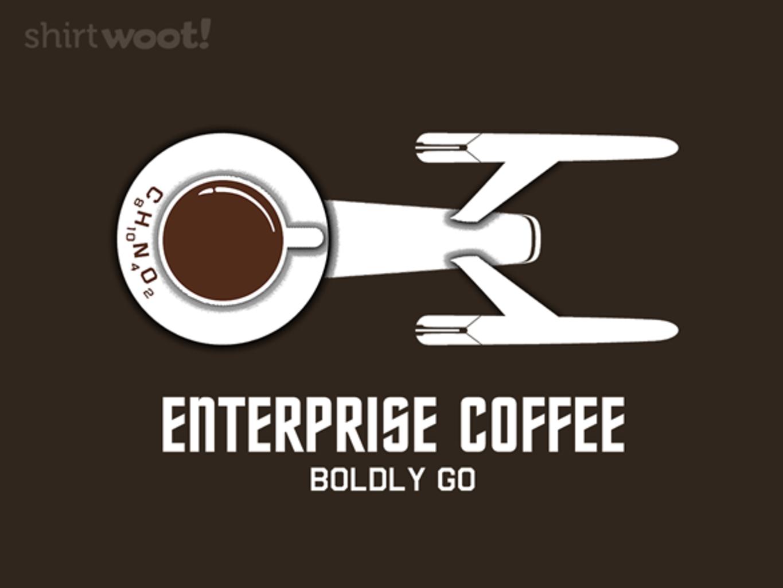 Woot!: Coffee, Bold