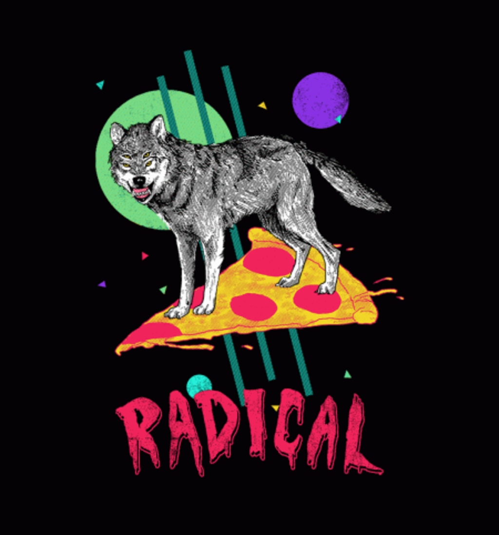 BustedTees: Radical