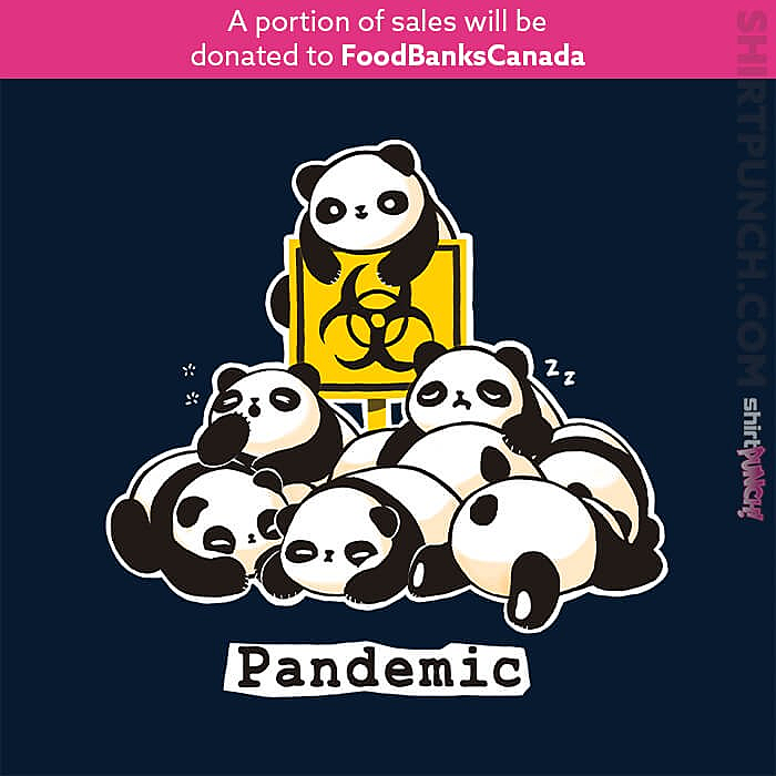 ShirtPunch: Pandemic