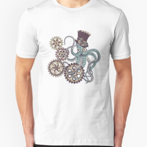 RedBubble: Mr. Octopus