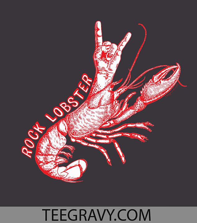 Tee Gravy: Rock Lobster Returns