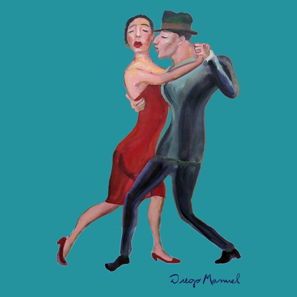 NeatoShop: Afiche de tango 2