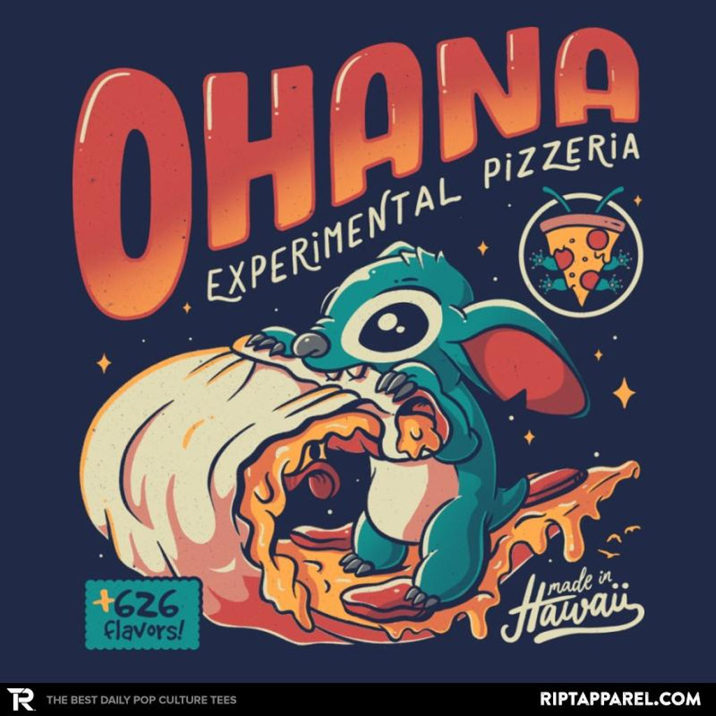 Ript: Ohana Pizzeria