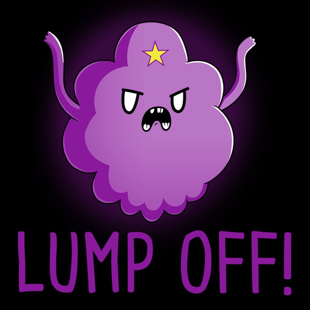 TeeTurtle: Lump Off!