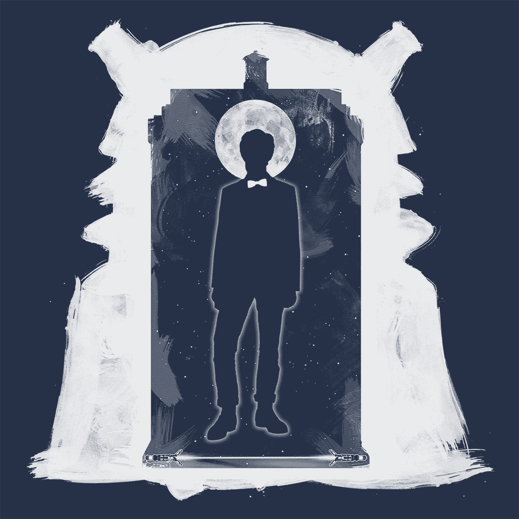 Pop-Up Tee: Doorway Whoniverse