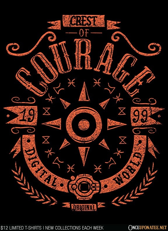 Once Upon a Tee: Digital Courage
