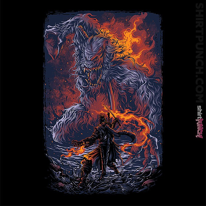 ShirtPunch: Undying Beast