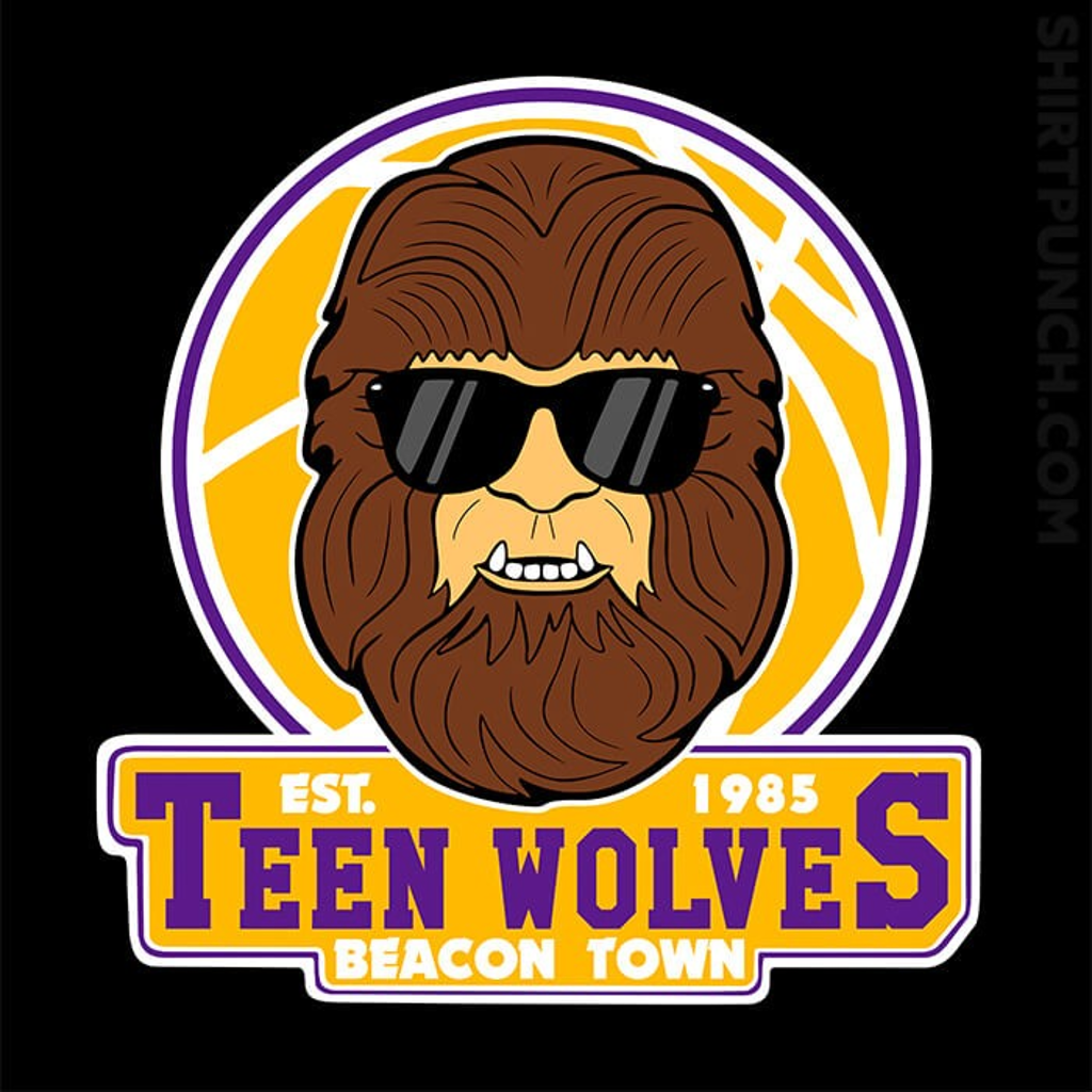 ShirtPunch: Teen Wolves