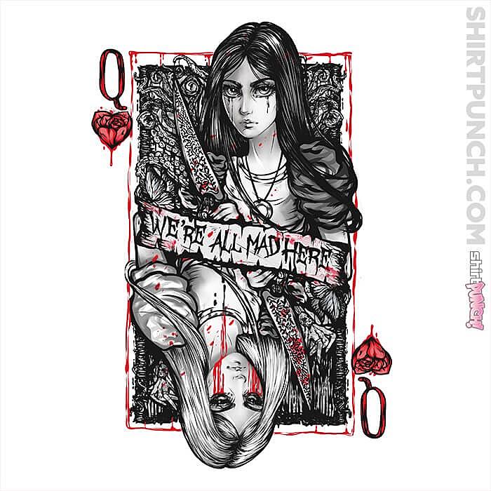ShirtPunch: Madness Wonderland