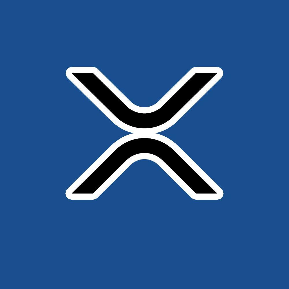 BustedTees: XRP Logo