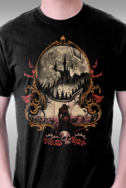 TeeFury: The Vampire's Killer
